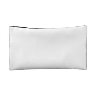 Black and White MB Cosmetic Bag