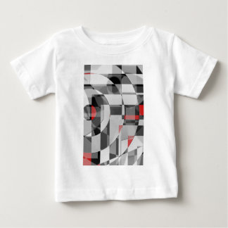 black and white meets red Version 2 Shirts
