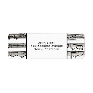 Black and white musical notes (small text)