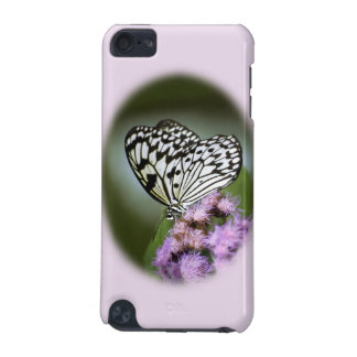 Black and White Nymph Butterfly iPod Touch 5G Cover