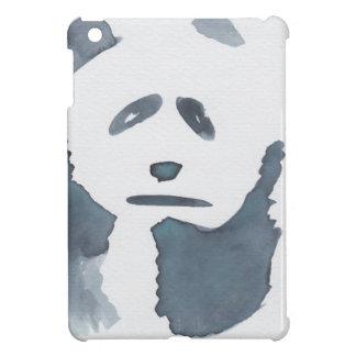 Black and White Panda iPad Mini Cover