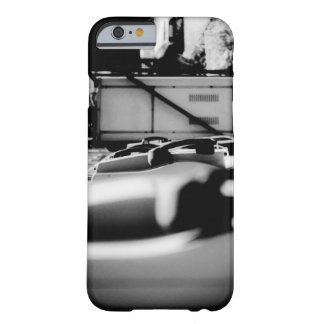 Black and white Payphone case (Street Photography) Barely There iPhone 6 Case
