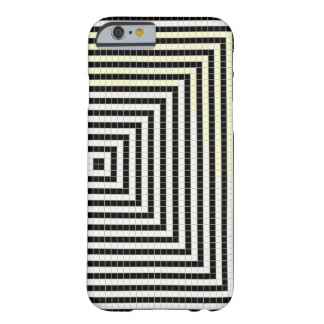 Black and White Pixels Phone Case Barely There iPhone 6 Case
