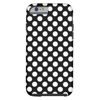 Black and White Polka Dots Case