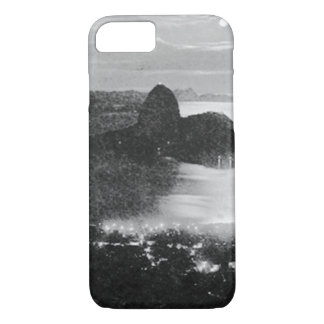 Black and White - Rio - Brasil iPhone 7 Case