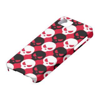 Black and White Skulls iPhone 5 Case