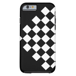 Black and White Squares iPhone 6 Case Tough iPhone 6 Case