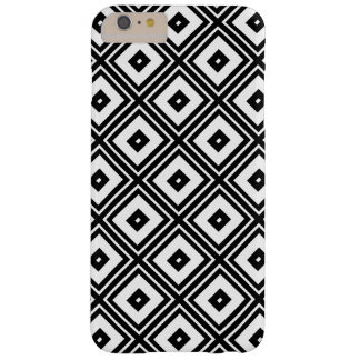 Black and White Squares iPhone 6 Plus Case