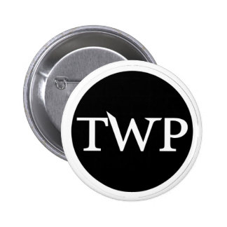 Black and White, Straight TWP Button
