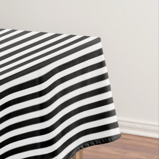 Black And White Stripe Tablecloth Part 91