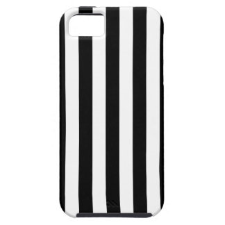 Black and White Stripes iPhone 5 Covers