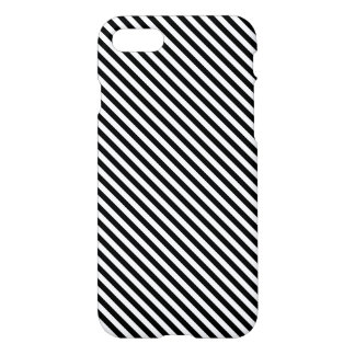 Black and White Stripes iPhone 8/7 Case