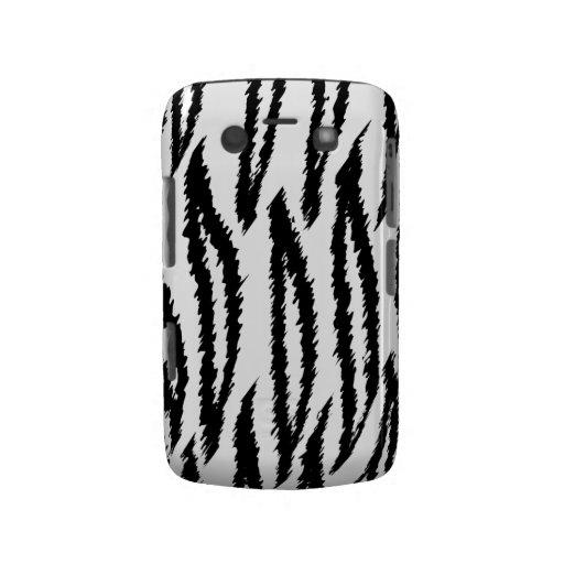 black_and_white_tiger_print_tiger_pattern_case ...