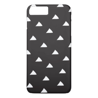 Black and White Triangles Mod Phone Case