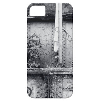 Black and White Urban Scene Phone and Tablet Case