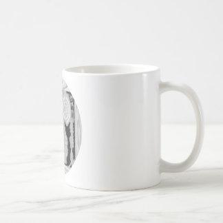 Black and White Version - Reiki n Karuna Mug