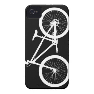 Black and White Vintage Bicycle iPhone 4s Cover