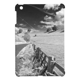 Black and white Yorkshire iPad Mini Case