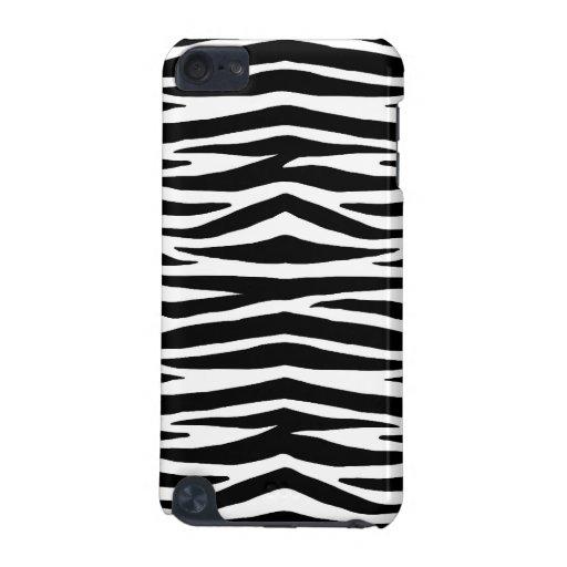 Black and White Zebra iPod Touch 5G Cases