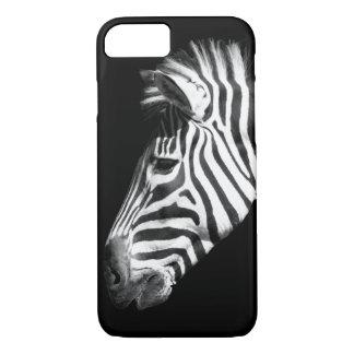 Black and White Zebra iPhone 8/7 Case