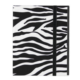 Black and White Zebra Print iPad 2/3/4 Case iPad Case