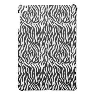 Black and White Zebra Print iPad Mini Cover
