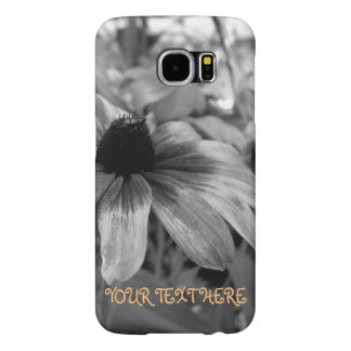 Black and Wildflower Case