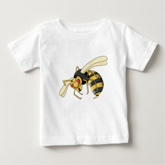 black and yellow cartoon hornet baby T-Shirt
