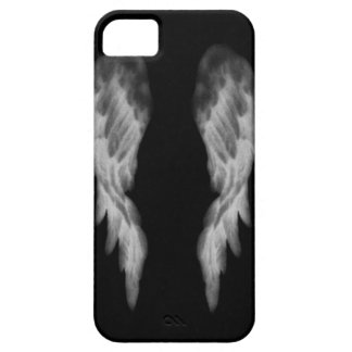 Black Angel Iphone Case