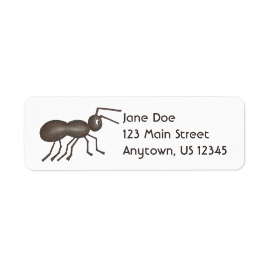 Black Ant Ants Marching Insect Picnic Bug