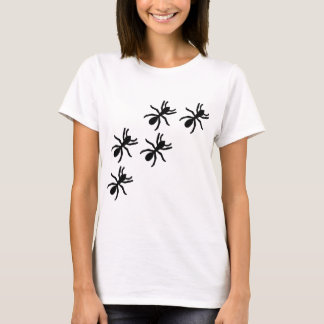 black ant trail T-Shirt