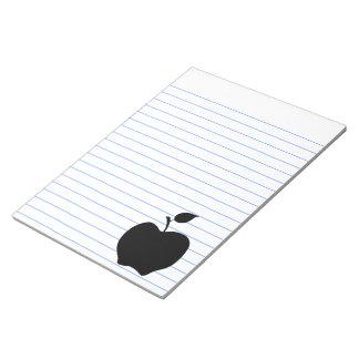 Black Apple Notepad