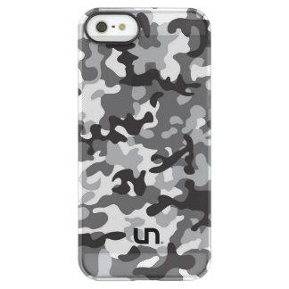 Black Army Camo Uncommon Permafrost® Deflector iPhone 5 Case