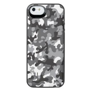 Black Army Camo iPhone 6 Plus Case