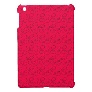 Black arrow iPad mini case