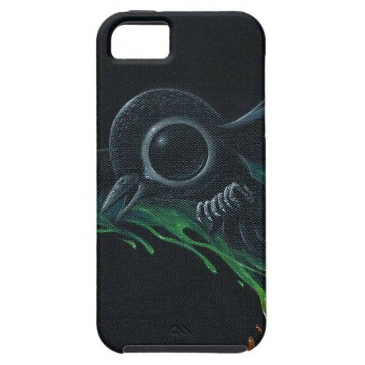 Black as pitch iPhone 5 cases