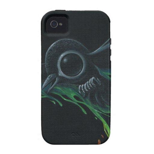 Black as pitch Case-Mate iPhone 4 case