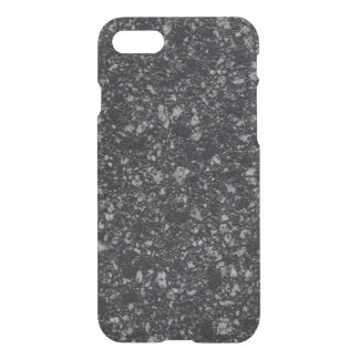 Black Asphalt Edgy Grunge Masculine iPhone 7 Case