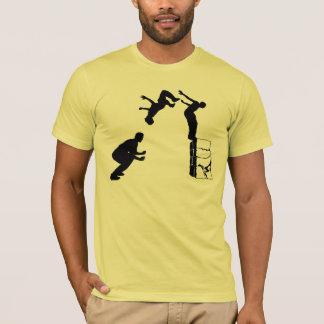 black backflip T-Shirt