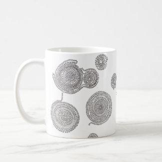 Black ball magukatsupu where the animal it is coffee mug