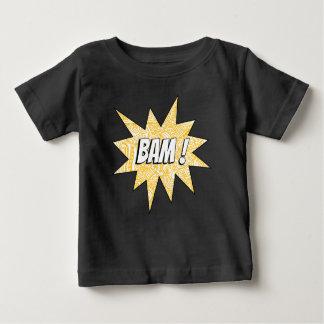 Black BAM! Tee