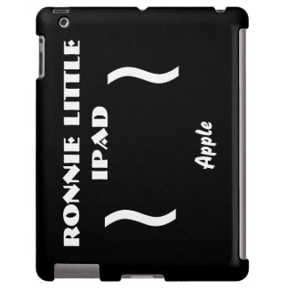 Black Bang Case-Mate Barely There iPad for guys iPad Case