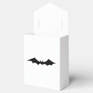 Black Bat spooky image Favour Box