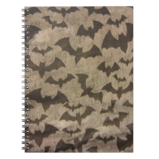 Black Bats Notebooks