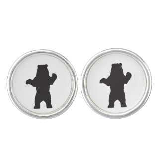 Black Bear Cufflinks
