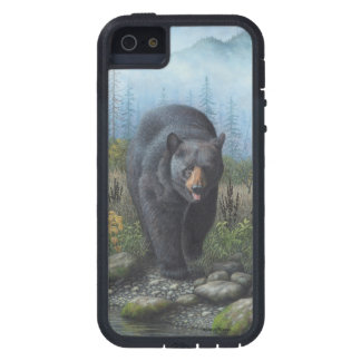 Black Bear iPhone 5 Cases