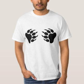 Black Bear Pride Bear Claw (R) Tshirts