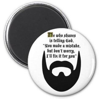 black beard fridge magnets