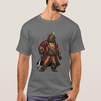 Black Bear'd T-Shirt