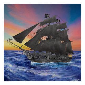 Black Beard's Pirate Ship